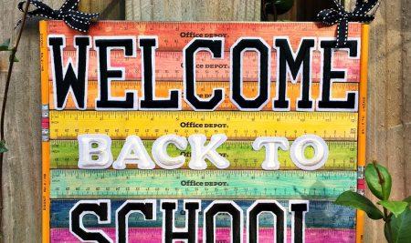 School Is Back