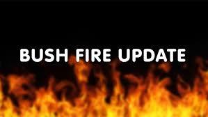 Bushfire Update 5 February 2021